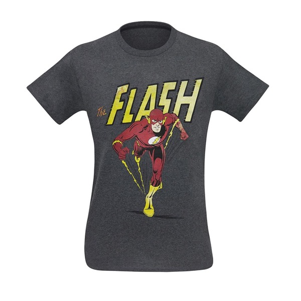 T-shirt The Flash pour homme