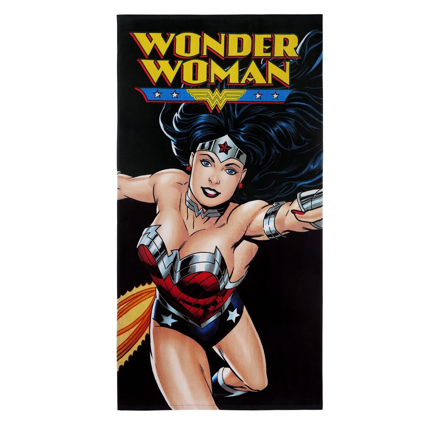 Serviette de Plage Wonder Woman - Flight