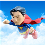 Figurine Superman Hybrid Metal Af