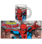 Tasse Marvel Retro Spiderman Mug