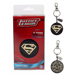 Porte-clés Jla Superman Golden Logo Metal Keychain