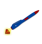 Stylo Dc Universe Superman Pen With Light