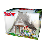 Diorama Asterix House With Figure Box Set