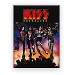 Aimants Kiss Destroyer Flat Magnet