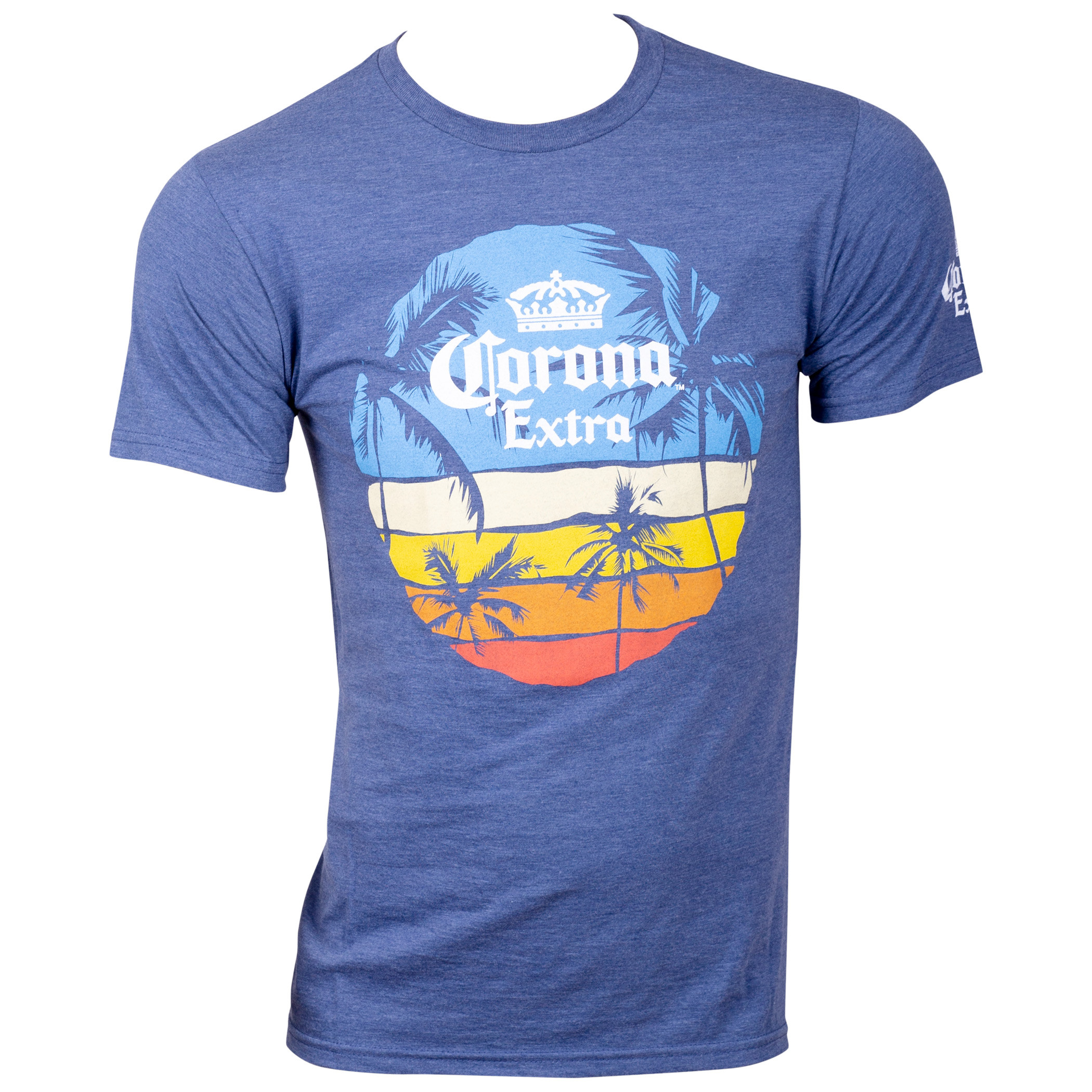 T-shirt Corona Beer - Sunset