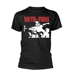 T-shirt Youth Of Today - Live Photo