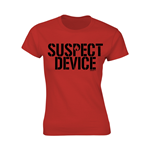 T-shirt Stiff Little Fingers SUSPECT DEVICE