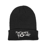 Chapeau My Chemical Romance THE BLACK PARADE LOGO