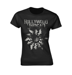 T-shirt Hollywood Undead - Dove Grenade Spiral