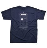 T-shirt Doctor Who  369231