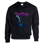 Sweat-shirt Deep Purple - Smoke On The Water