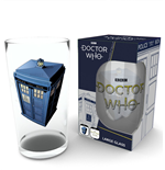 Verre Doctor Who  370268