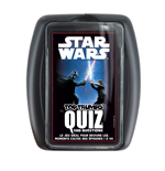 Star Wars jeu de cartes Top Trumps Quiz *FRANCAIS*