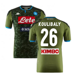 Maillot 2018/19 Naples Away 2019-2020