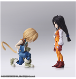 Figurine Ffix Bring Arts Zidane & Garnet 17TH Set