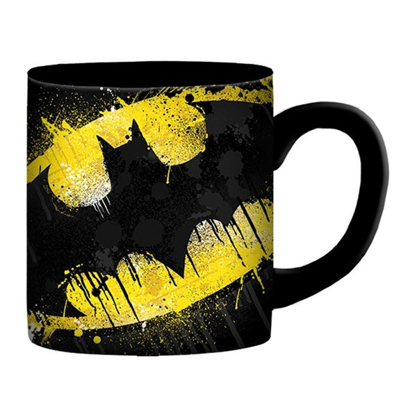 Tasse Batman Splatter Paint