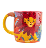Tasse Le Roi Lion - Simba Shaped