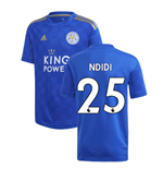 Maillot de football Leicester City F.C. Home 2019-2020