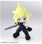 Final Fantasy VII peluche Action Doll Cloud Strife 30 cm
