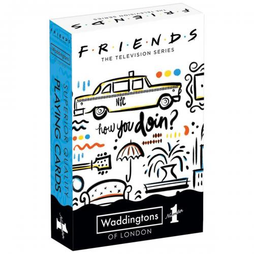 Jeu de Cartes Friends  376840