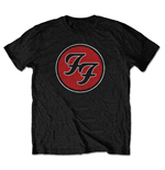 T-shirt Foo Fighters Unisexe: FF Logo