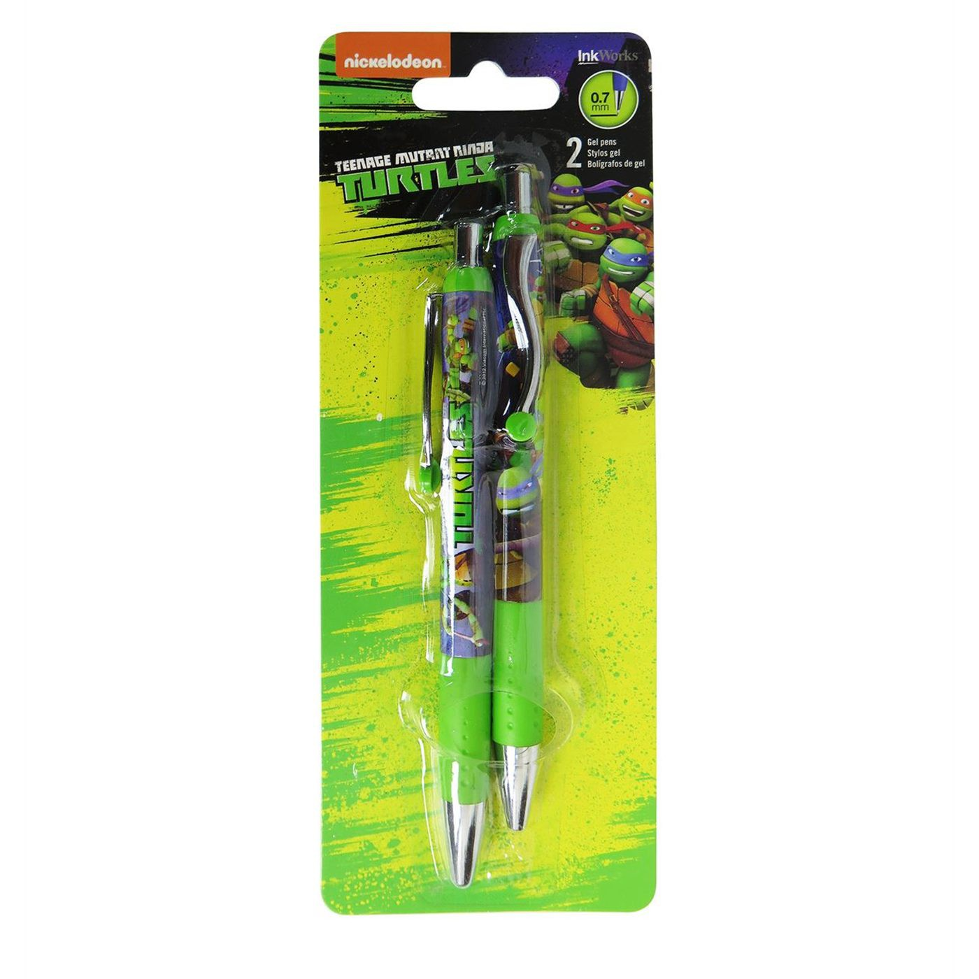 Stylo Tortues ninja