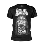 T-shirt Realm Of The Damned LOGO & BALAUR