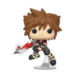 Kingdom Hearts 3 POP! Disney Vinyl figurine Sora w/Shield 9 cm