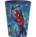 Verre Spider-Man - Graffiti