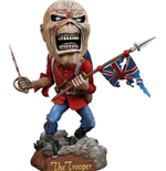 Figurine Sur Socle Iron Maiden Eddie The Trooper Hk