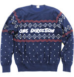 Sweat-shirt One Direction Unisexe: Christmas Jumper