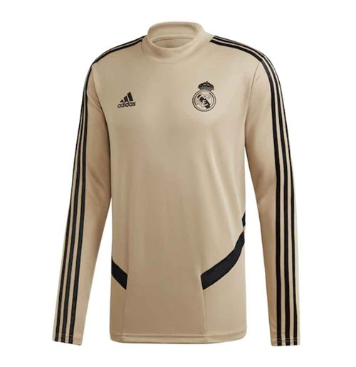 Maillots d'entraînement Real Madrid 2019-2020 (Or)