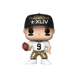 NFL POP! Sports Vinyl figurine Drew Brees (SB Champions XLIV) 9 cm