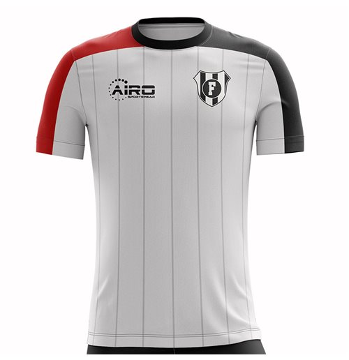 Maillot de football Fulham FC Home 2019-2020