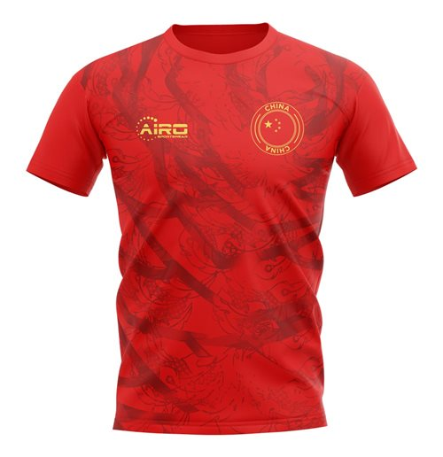 Maillot de football Chine Home 2019-2020
