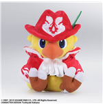 Chocobo's Mystery Dungeon EVERY BUDDY! peluche Chocobo Red Mage 18 cm