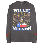 Maillot Manches Longues Willie Nelson  unisexe - Design: Texan Pride