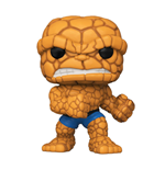Fantastic Four POP! Marvel Vinyl figurine The Thing 9 cm