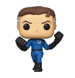 Fantastic Four POP! Marvel Vinyl figurine Mister Fantastic 9 cm