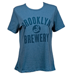 T-shirt Brooklyn Brewery  pour femme