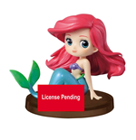 Disney figurine Q Posket Ariel Story of the Little Mermaid Ver. A 7 cm