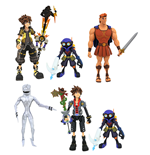 Figurine Kingdom Hearts 3 Select S.2  Set (3)