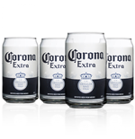 Set de 4 Verres Corona Extra - Can Design