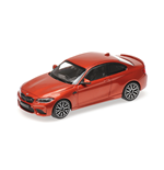 BMW M2 COMPETITION ORANGE METALLIC 2019