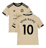 Maillot de football Manchester United FC Away 2019/20 (Votre Nom)