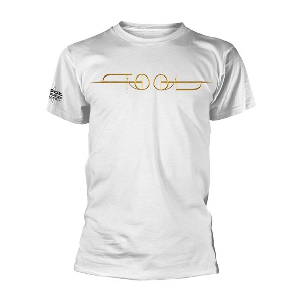 T-shirt Tool - Gold Iso (Blanc)