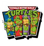 Aimant Tortues ninja
