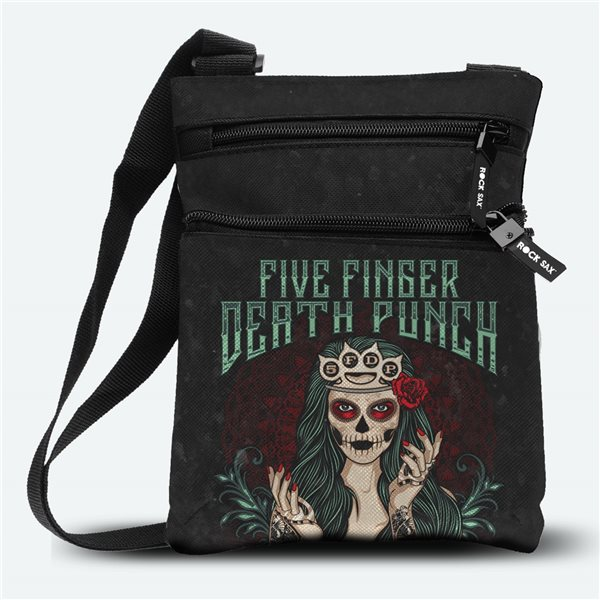 Sac Five Finger Death Punch DOTD GREEN
