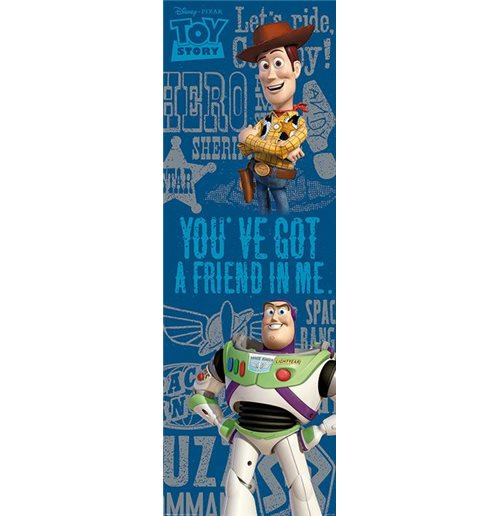 Poster Toy Story  390113