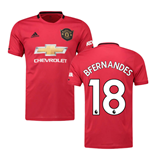 Maillot de football Manchester United FC Home 2019/20